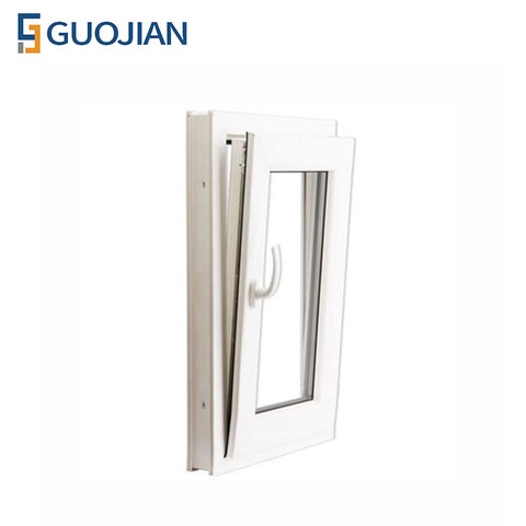 Professional Custom New Design Tilt and Turn UPVC Windows for house on China WDMA
