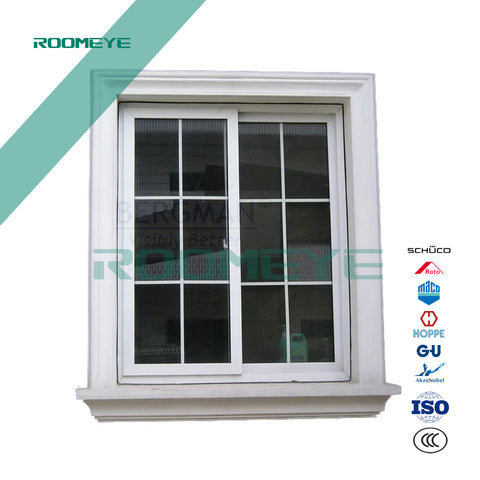 ROOMEYE aluminum french window on China WDMA