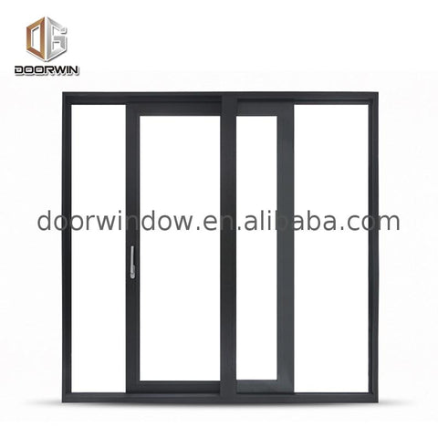 Reliable and Cheap vintage glass sliding doors unique triple track patio on China WDMA