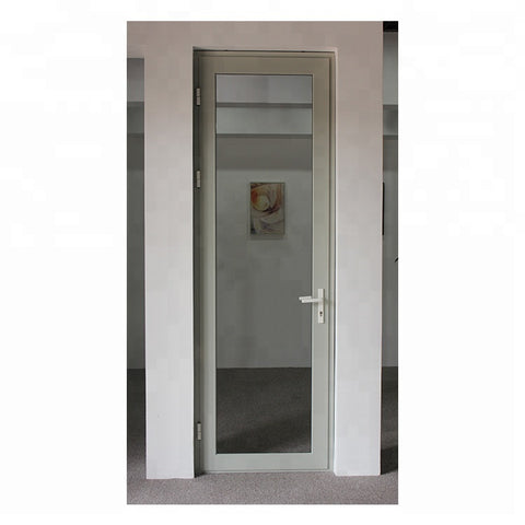 Residential American style thermal break aluminium french doors on China WDMA