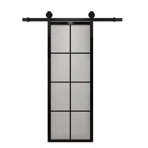 Residential Used Doors_Barn Glass Sliding Doors For Sale/Interior Glass Door For Bedroom/Interior Lift And Sliding Door on China WDMA