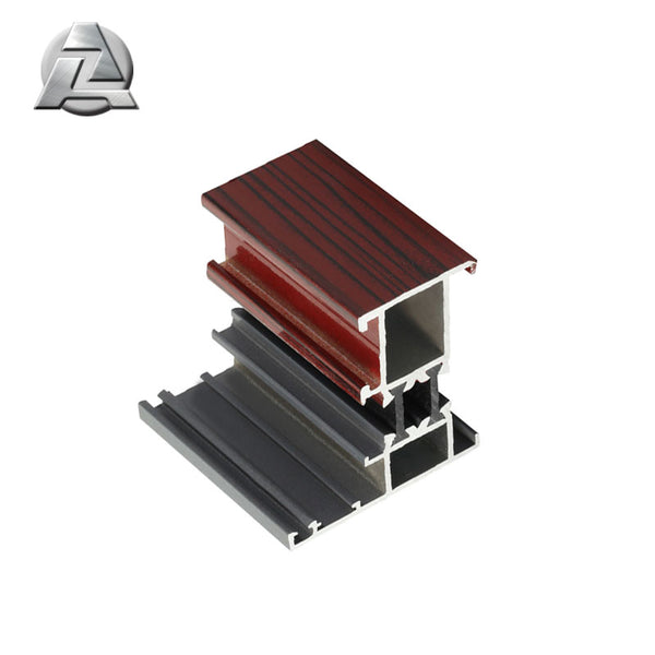 Rollladen Ersatz Profil aluminium colours window frame sections detail