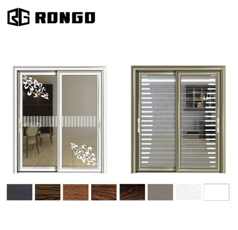 Rongo water proof aluminium door specification on China WDMA