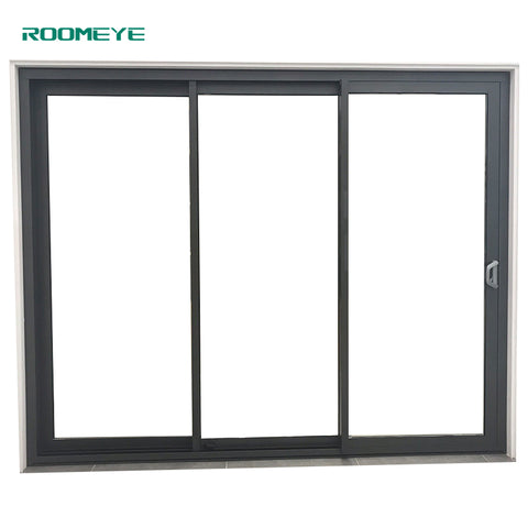 Roomeye Aluminium sliding door on China WDMA