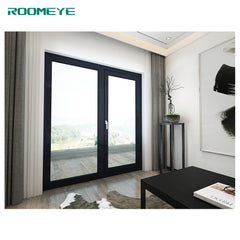 Roomeye aluminum casement door on China WDMA