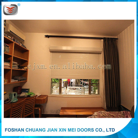 Safe aluminum roller windows/window shutter on China WDMA