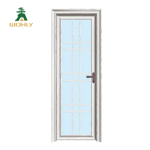 Secure Aluminium interior high quality glass sliding door on China WDMA