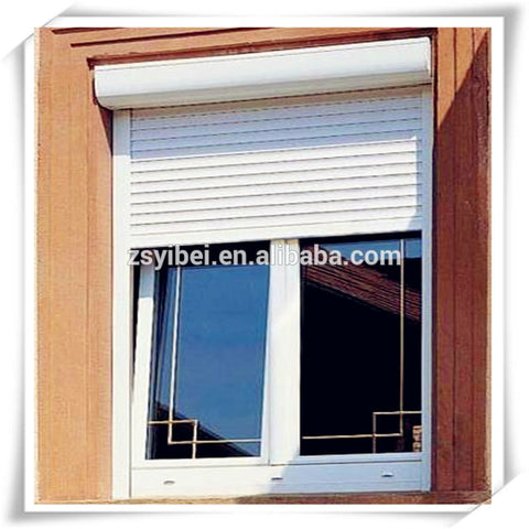 Security Aluminium roller shutter window louver on China WDMA