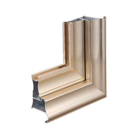 Shandong aluminium extrusion 6000 Series Aluminum Extrusion Sliding Window Profile Manufacturer Price on China WDMA