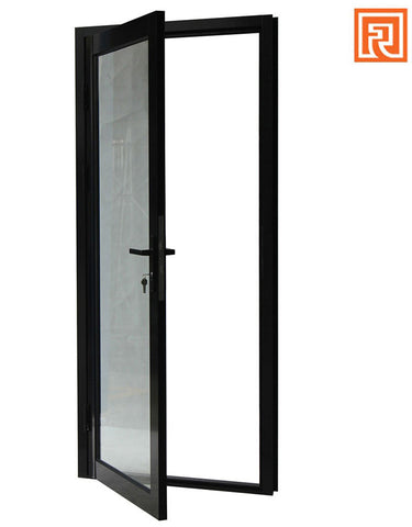 Shanghai Factory Price bathroom folding door aluminium toilet door on China WDMA