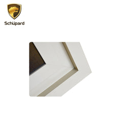 Shanghai Schupard easy installation aluminium awning window on China WDMA