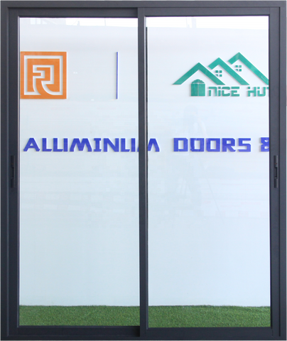 Shanghai Supplier Burglar Proof vinyl sliding patio door on China WDMA