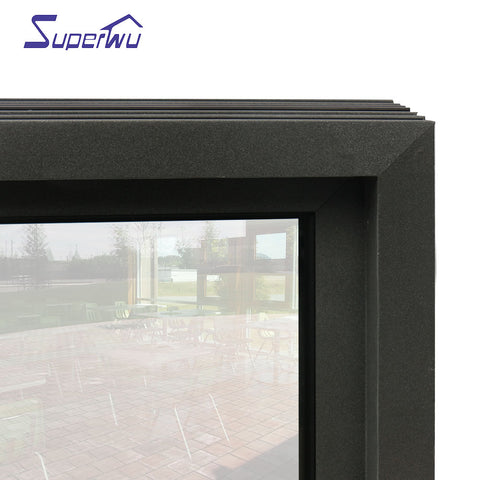 Shanghai factory used windows and doors / cheap house aluminium doors and windows on China WDMA