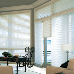 Shangri la soft shutters window blind roller blind on China WDMA