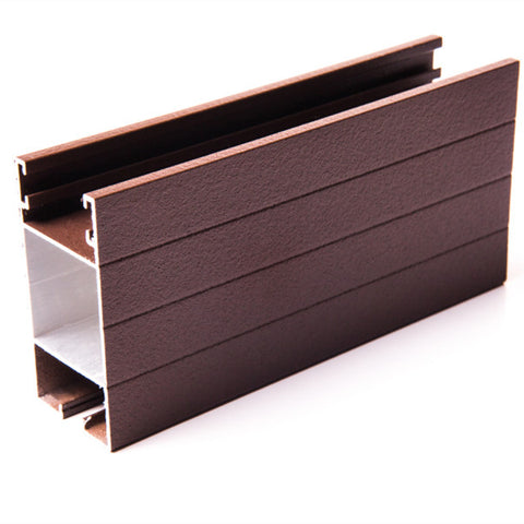 Shengxin New designed high-hardness aluminum profiles for sliding windows in architectural Construction on China WDMA