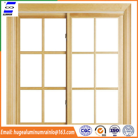 Simple iron window grill design and exterior aluminum sliding window cost on China WDMA