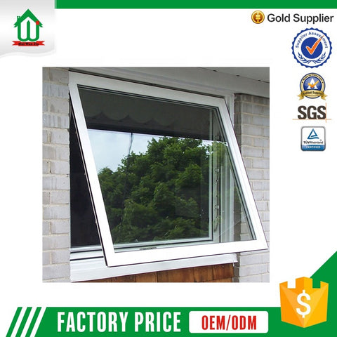 Simple style hot sale aluminum single hung window on China WDMA