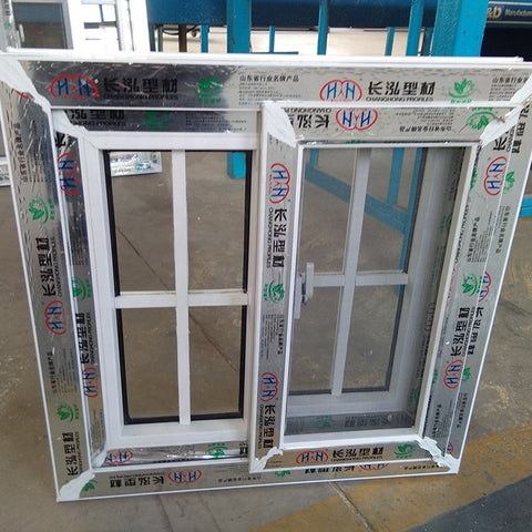 Single White Sliding latest window grill design on China WDMA