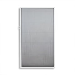 Sliding Pleated Insect Screen Door, Easy Installation Folding Door With Mosquito Nets on China WDMA