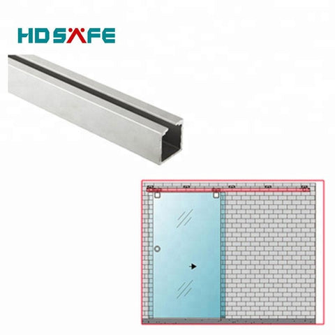 Sliding closet doors design aluminum rollers track on China WDMA