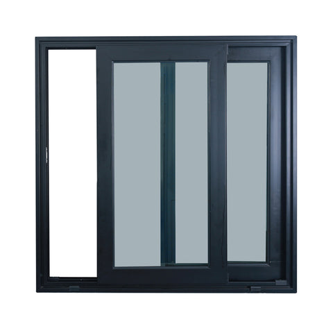 Small aluminium upvc windows and doors mosquito screen sliding window with inside grill elegant house bedroom on China WDMA