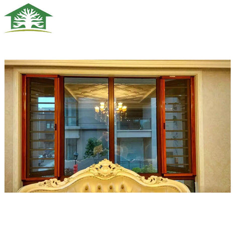 WDMA Noise Reduction Window - Sound insulation and noise reduction safety aluminum alloy casement window