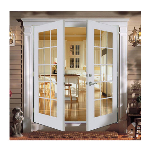Soundproof Unbreakable French Patio Doors Grill Design Lowes Glass French Doors Exterior on China WDMA