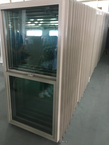 Soundproof windows sliding pvc windows double glazed upvc interior commercial glass sliding door on China WDMA