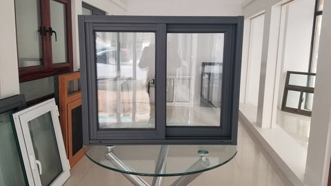 Special Offer Stock double glazed windows cheap aluminum windows Aluminum alloy sliding window on China WDMA