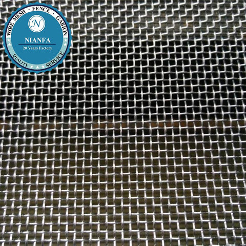 Stainless Steel Security Window Door Shutter Anti-Theft Mosquito Magnet Insect Mesh(Guangzhou Factory) on China WDMA