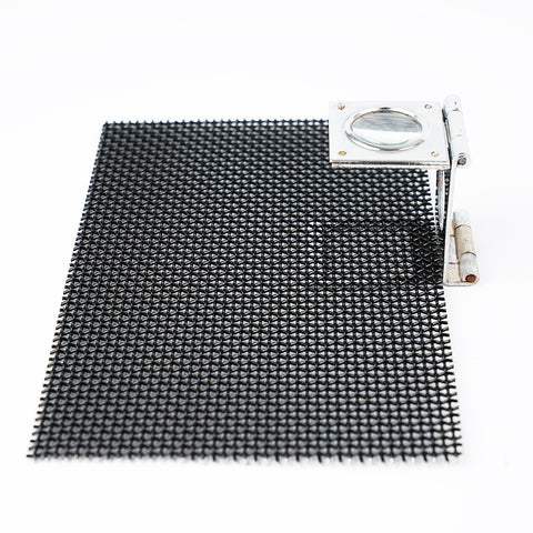 Stainless steel bulletproof window screen mesh metal security screen doors on China WDMA
