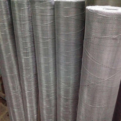 Stainless steel screen door mesh coil wire mesh on China WDMA