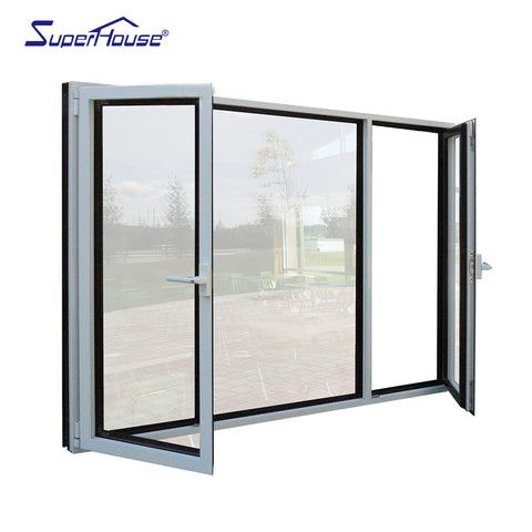 Superhouse aluminium casement windows&fixed window high quality windows and doors cheap price from China on China WDMA