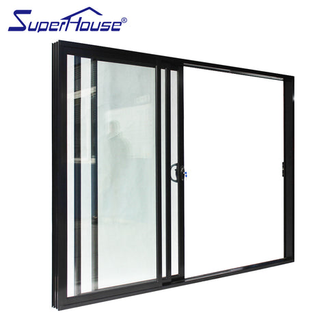 Superhouse modern design front doors single front door design main entrance sliding door on China WDMA