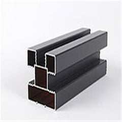 Supply Best 6063 T5 House Wood Color Window Aluminum Profile on China WDMA
