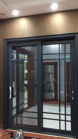 Indonesian lowes glass 4 panel sliding patio doors on China WDMA