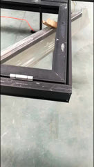 large size accordion glass patio folding doors cost on China WDMA