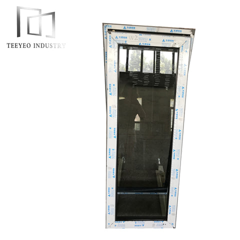 Teeyeo China manufacturer aluminum steel casement windows used louver with concrete moulding design in philippines on China WDMA