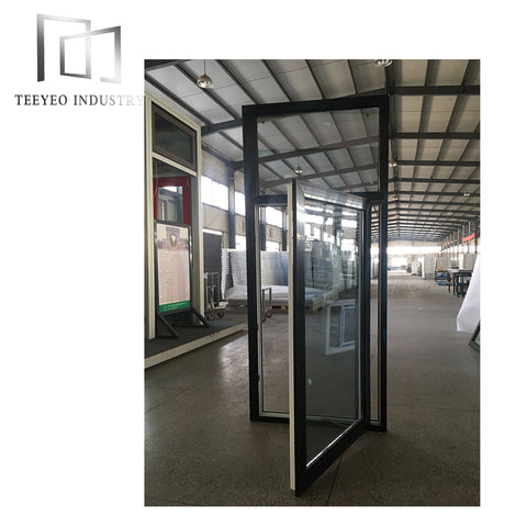 Teeyeo UPVC casement windows double glazed window units on China WDMA