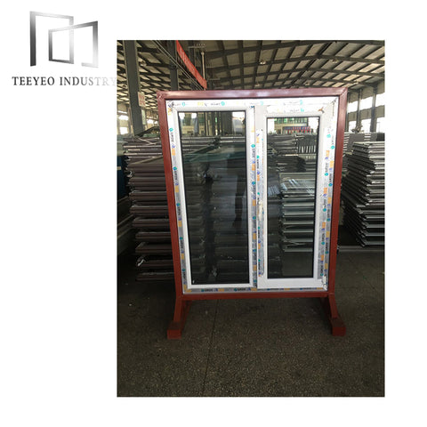 Teeyeo cheap upvc casement double pane window on China WDMA