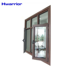 Tempered glass AS2047 aluminium window louver frames system on China WDMA