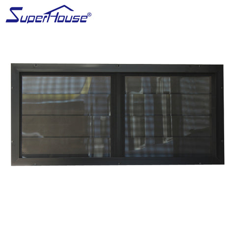Tempered glass louver window high-grade window and door supplier on China WDMA