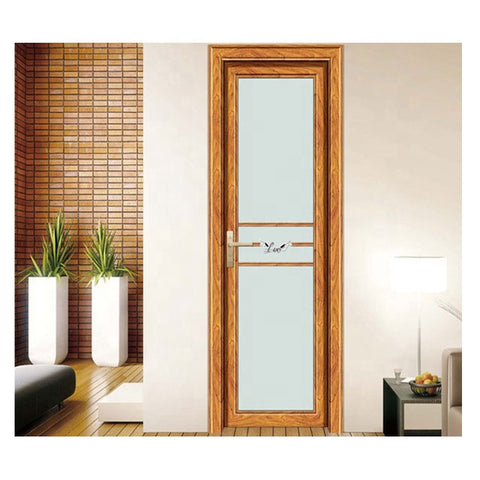 The Last Day'S Special Offer Aluminium Door Specification Aluminium Bathroom Glass Door on China WDMA