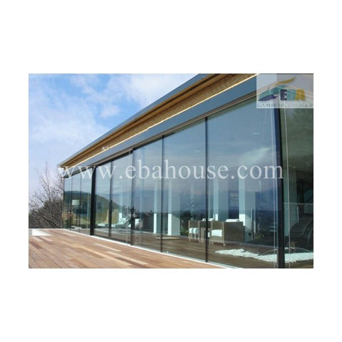 Thermal break aluminum lift and sliding door (exterior door) on China WDMA