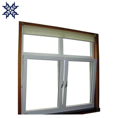 Thermal broken aluminum double glass awning windows on sale on China WDMA