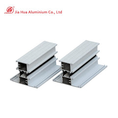 Thermal insulation extruded aluminum frame glass door profiles for Sliding windows and doors on China WDMA