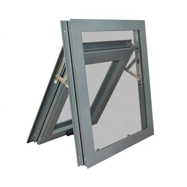 Timely delivery extruded aluminum alloy frame glazed awning window cost on China WDMA