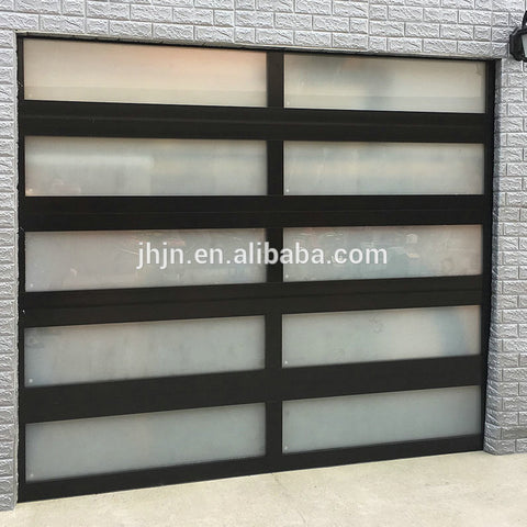 Top Quality Durable Exterior Used Garage Sliding Glass Door For Sale on China WDMA