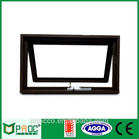 Top Quality Opening Awning Glass Crank Windows With Aluminium Alloy on China WDMA