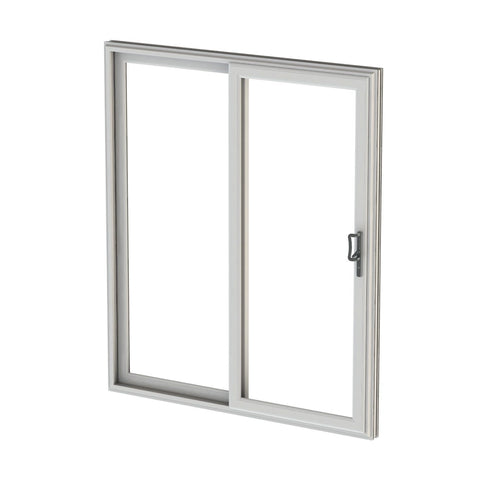 Top Window 3 Panel Sliding Glass Door Floor Guides CE Good Aluminum Profile And Fittings Door on China WDMA